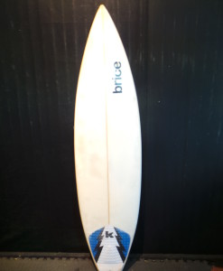 5ft 11in Brice Squash Tail