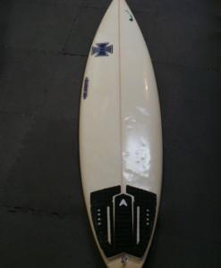 6ft 10in Custom Squash Tail