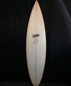 6ft 6in Al Merrick Round Tail