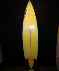 6ft 8in Alan Uehara Round Tail