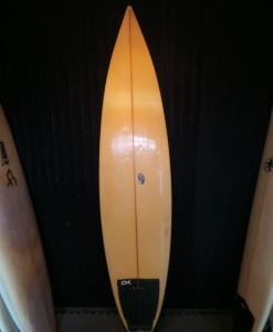 7ft 2in Blank Round Pin