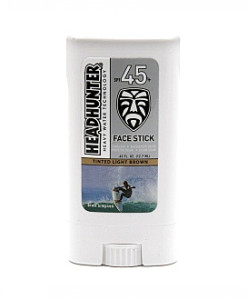 Headhunter Face Stick Brown SPF45