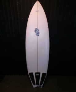 5ft 8in Gallagher Wing Swallow Tail