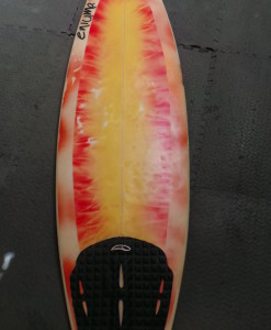 5ft 8in Enigma Squash Tail
