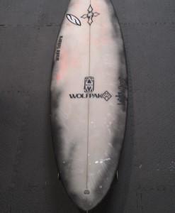 6ft 6in Wade Tokoro Round Pin