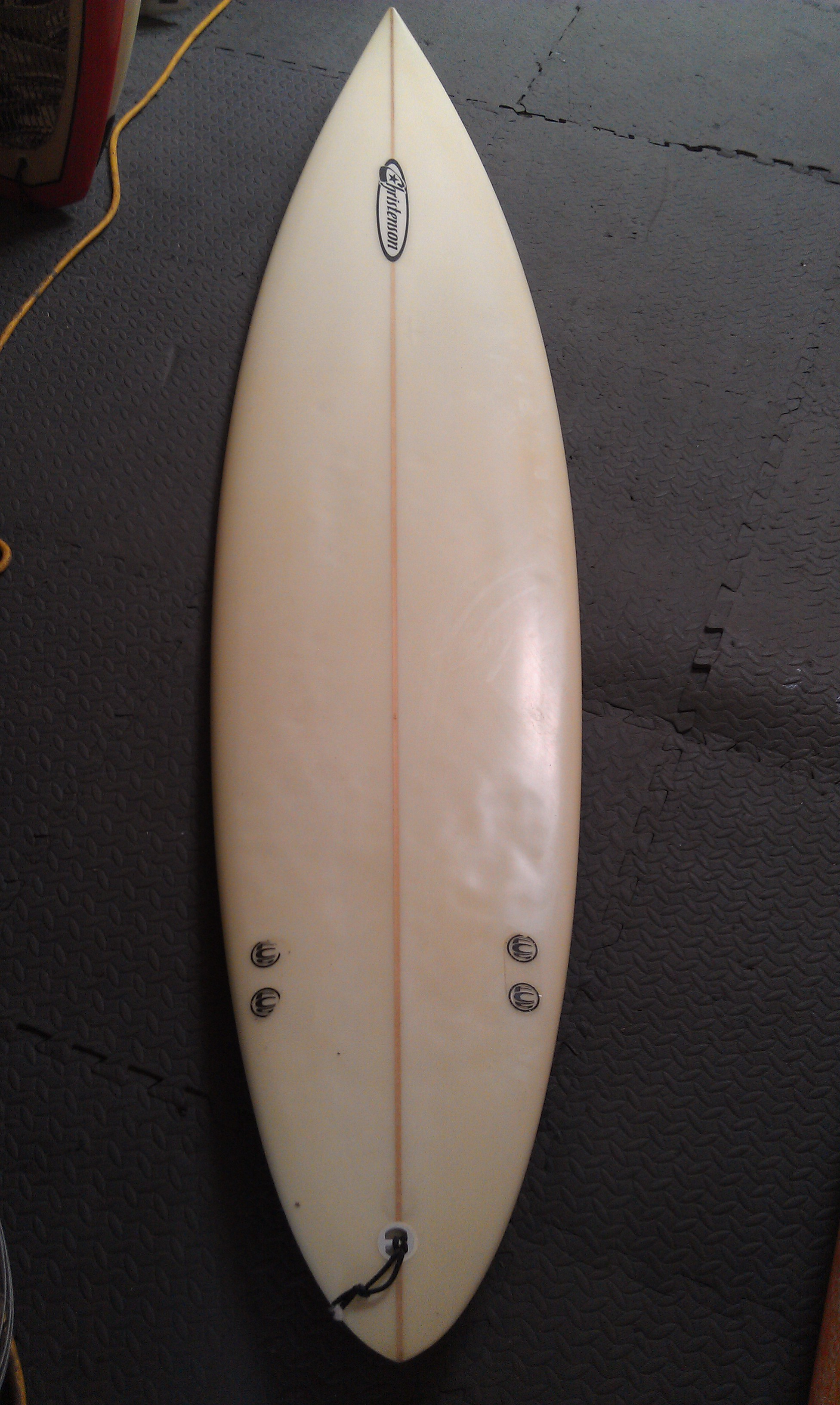 7ft Christenson Round Tail