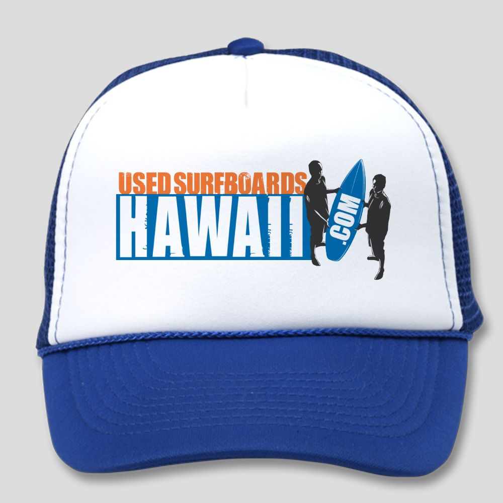 Used Surfboards Hawaii Hat