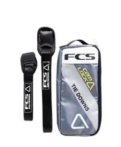 FCS Cam Lock Tie Down Straps