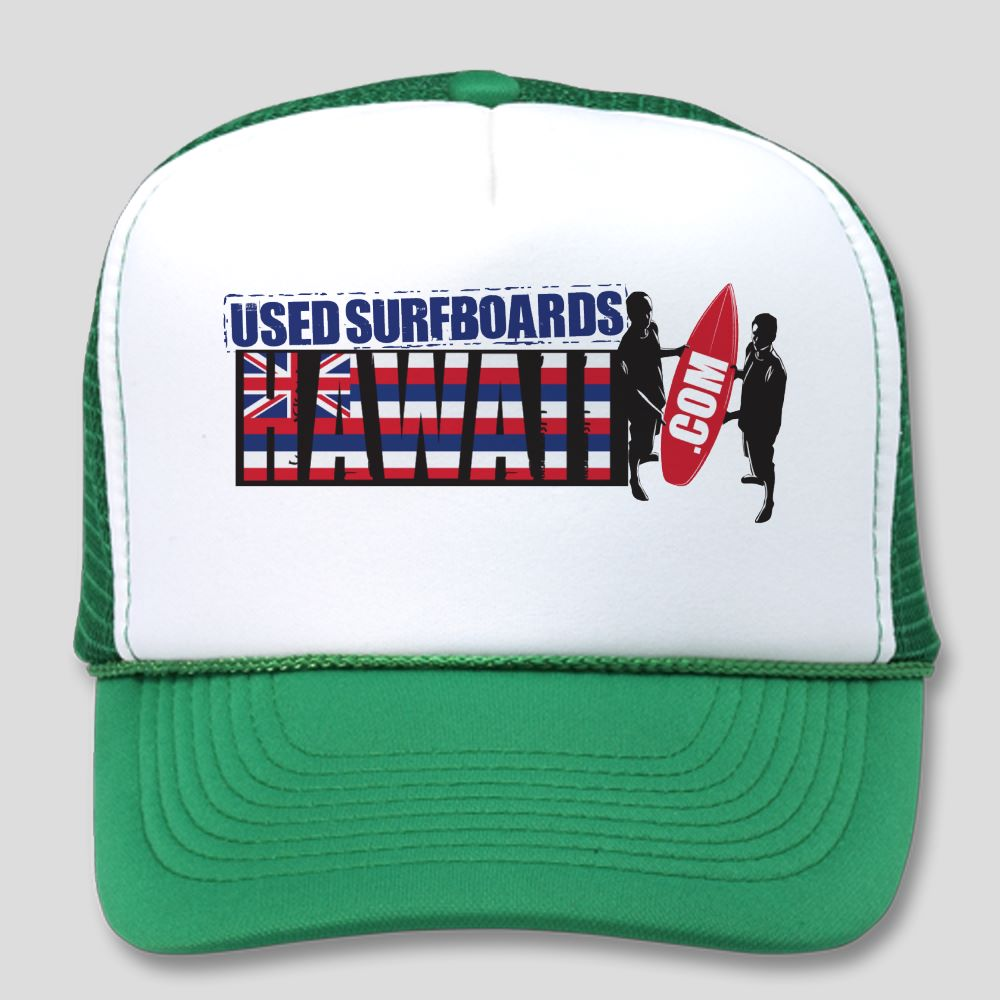 Used Surfboards Hawaii Limited Edition Hat