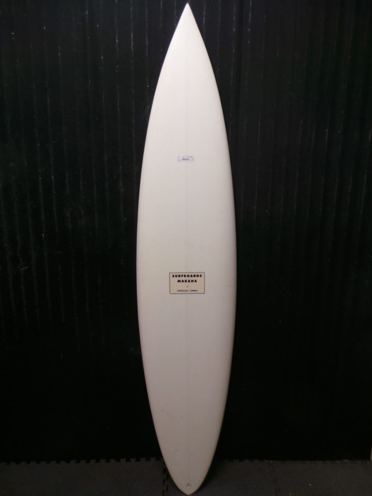 7ft 11in Surfboards Makaha Round Pin Tail Used