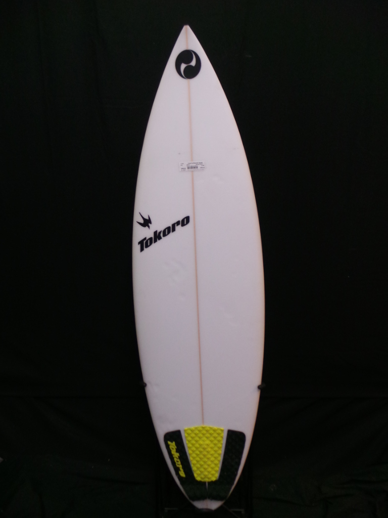 5ft 8in Tokoro Round Tail Ref 17448 Used Surfboards Hawaii