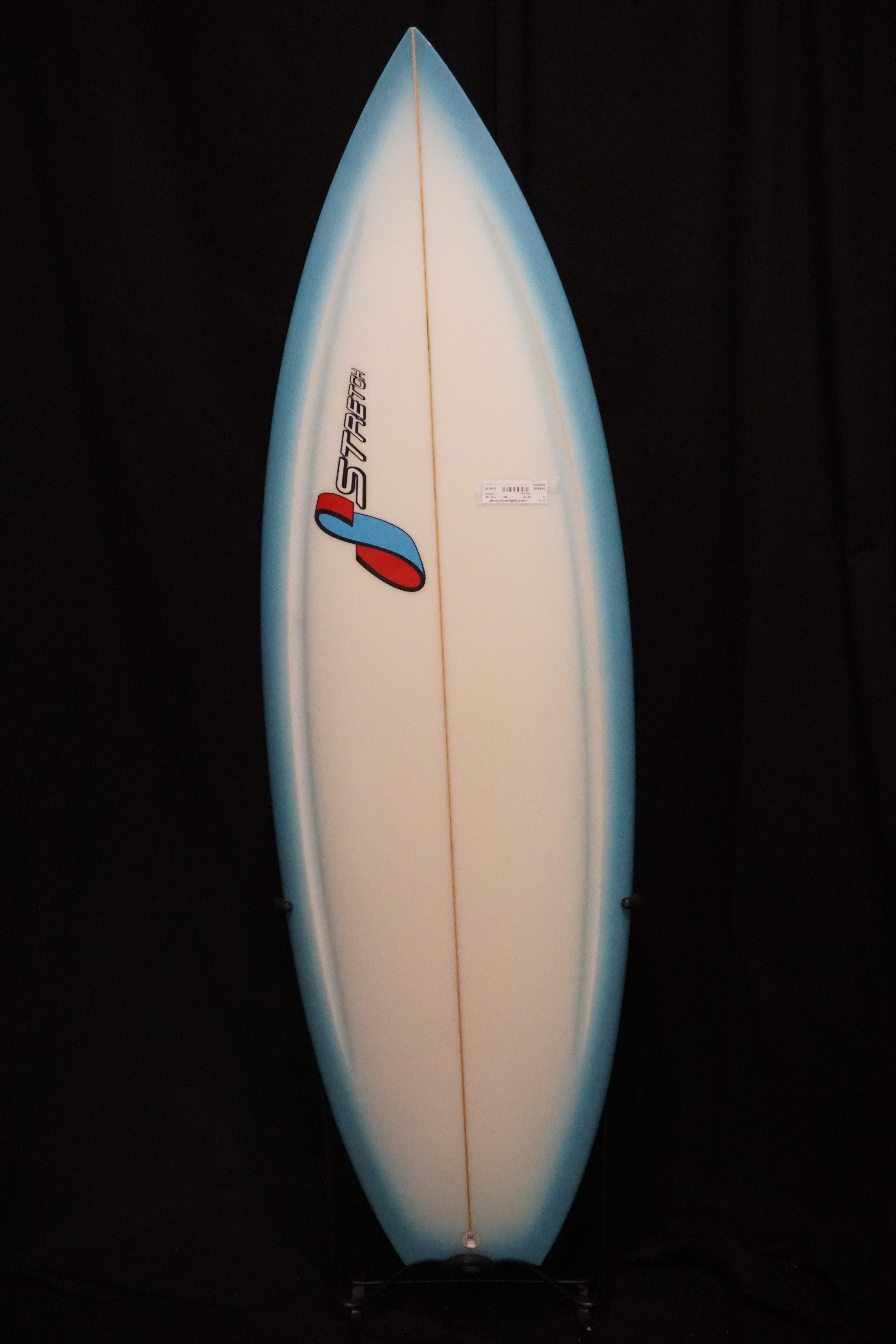 5ft 4in Stretch Bat Wing Tail Ref 22128 Used Surfboards Hawaii